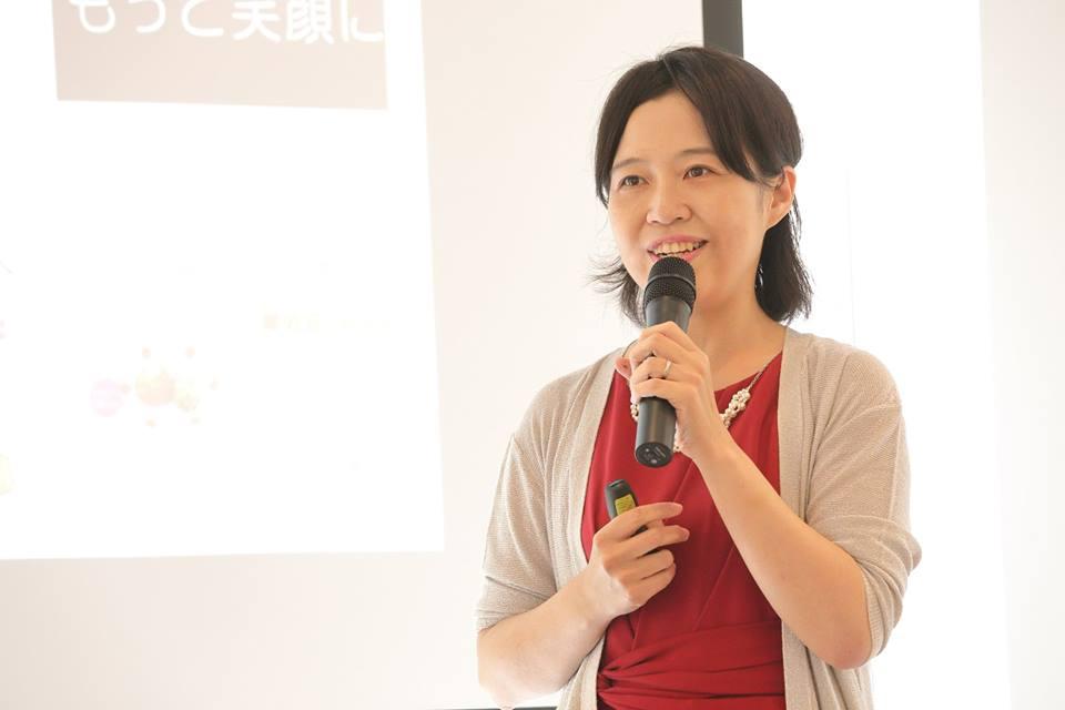 母子栄養協会川口代表