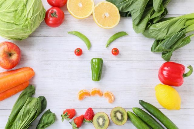 好き嫌いの野菜